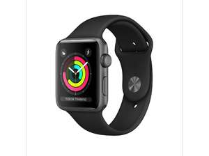 [Saturn.at ab 1.1.2019] Apple Watch Series 3 - GPS / 42 mm / div. Farben - für 279 Euro