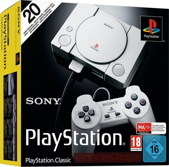Sony PlayStation Classic (Konsole) für 66,99€