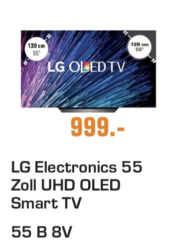 LG 55B8 OLED