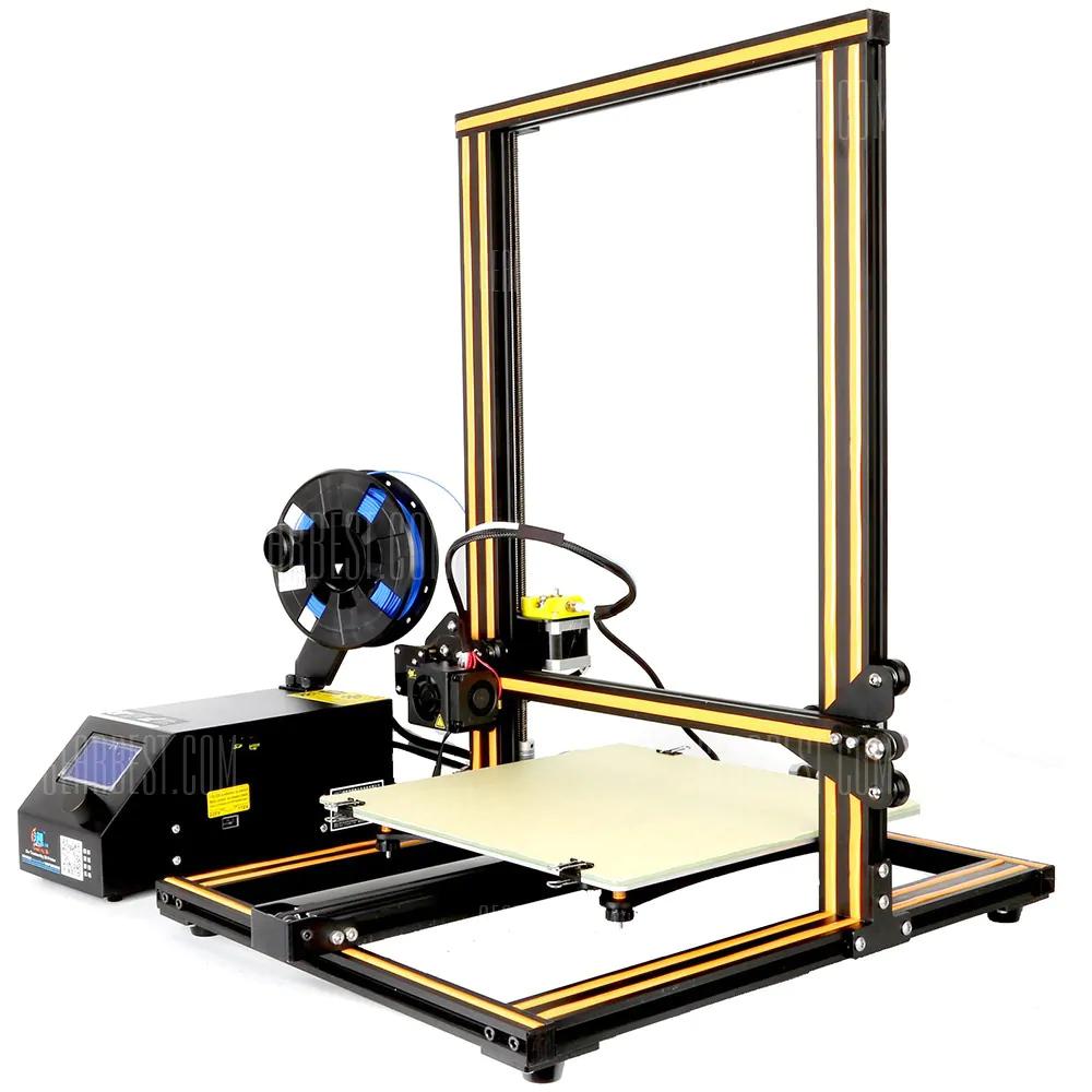 Wer sich noch schnell mit etwas Ordentlichem selbst beschenken will Creality CR10S 3D Drucker