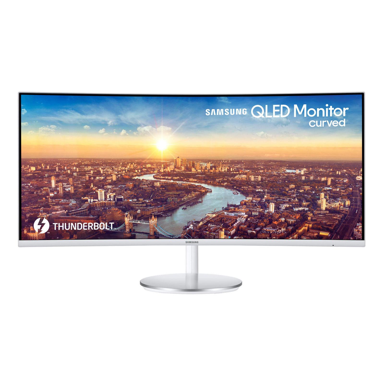 "Samsung 34"" Curved Monitor, 100Hz und Quantum Dots (Amazon UK)"