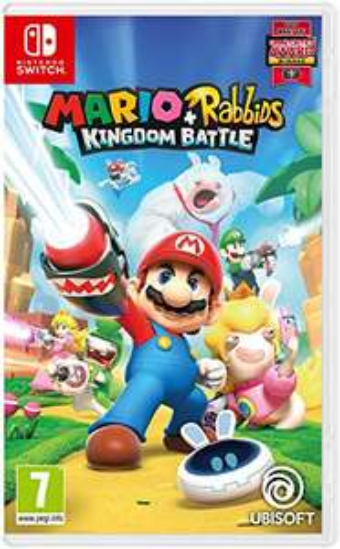 (Nintendo Switch) Mario + Rabbids Kingdom Battle