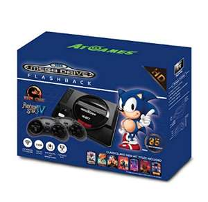 Amazon.it: Sega Mega Drive Flashback HD um 56,18€