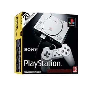Amazon.co.uk: Playstation Classic um 60,09€
