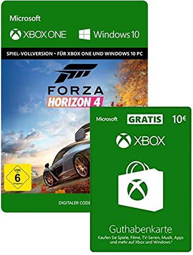 [Amazon] Forza Horizon 4                    + 10 EUR  [Xbox Live Online Code]