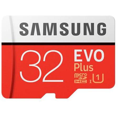 [Rosegal] Samsung R95/W20 32GB microSDHC EVO Plus