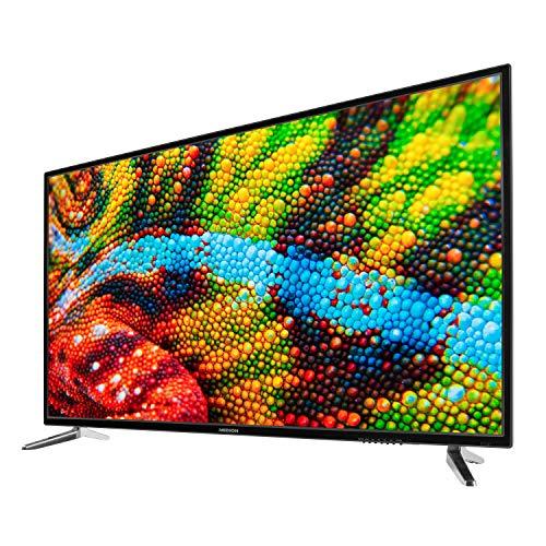 """49"""" Medion Life P14900 UHD Fernseher (50 Hz, 200 cd/m², Triple Tuner, PVR, 3x HDMI, Mediaplayer) für 276,94 €"""