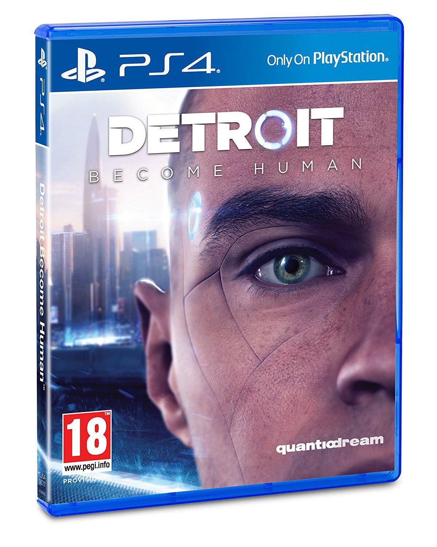 Detroit: Become Human (PS4) für 17,91€ (Base.com)