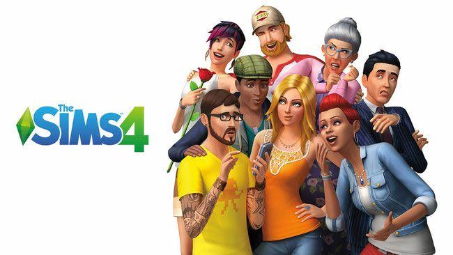 Sims 4 + Sims 4 Erweiterungspack Aktion
