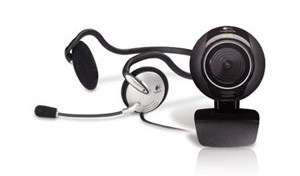 Logitech QuickCam E3500 Plus - Webcam inkl. Headset für 16€