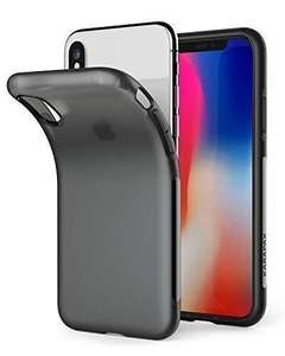 Anker iPhone X/XS Hülle (schwarz oder weiß)