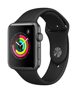 Apple Watch Series 3 (Alu, Sport) - 42mm um 299 € - 38mm um 268 €