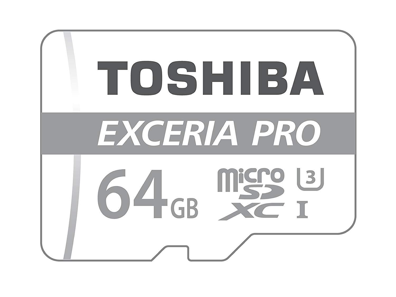 """Toshiba """"Exceria Pro M401"""" microSDXC (64GB - R95/W80)"""