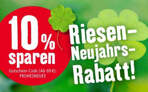Fressnapf: -10% ab € 69,-