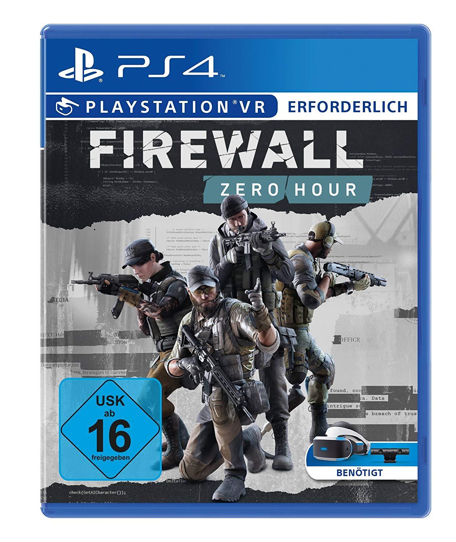 Firewall: Zero Hour [PlayStation VR] für 13,64€