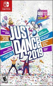 (Nintendo Switch) Just Dance 2019