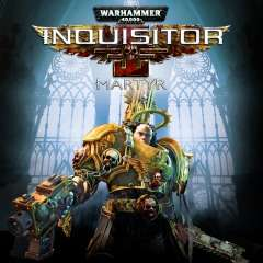 [PSN Store] Warhammer 40.000: Inquisitor - Martyr (PS4)