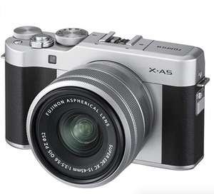 Amazon.co.uk: Fujifilm X-A5 Systemkamera inkl. 15-45mm Objektiv um 391,11€