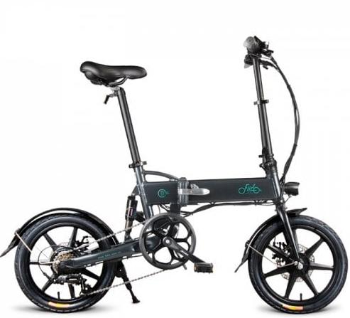 [plötz. € gestiegen, 6-Gang Shimano] FIIDO D2 Schaltbare Version 7-gang, E Bike, faltbar, tolle Qualität