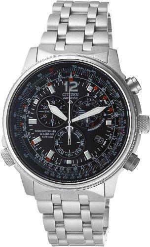 [Amazon] Citizen AS4020-52E Promaster Sky Pilot Funkchronograph Herrenuhr
