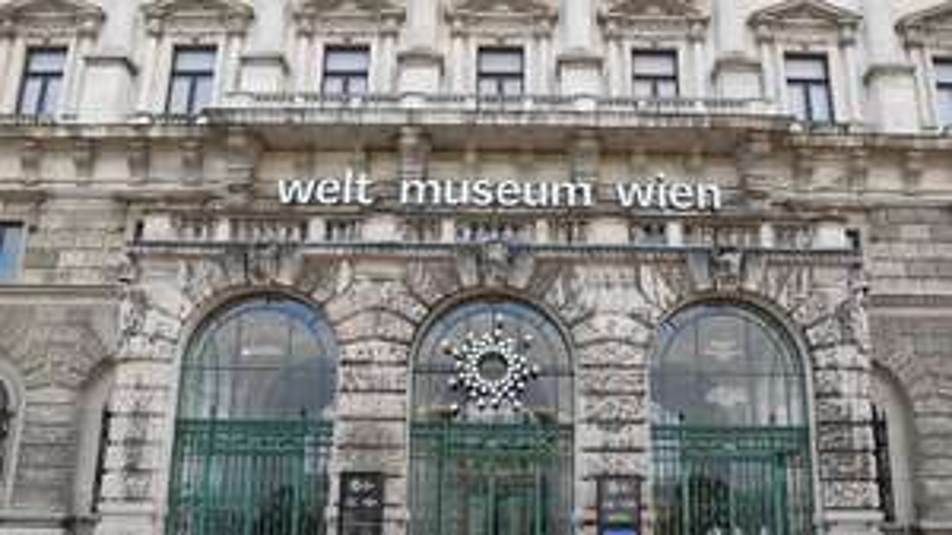 Gratis ins Weltmuseum (Wien) mit der Wiener Linien Jahreskarte