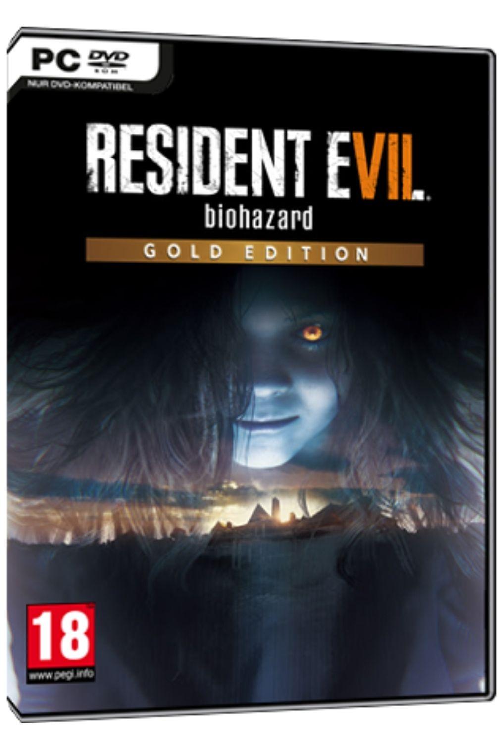 Resident Evil 7(PC) Gold Edition MMOGA.DE