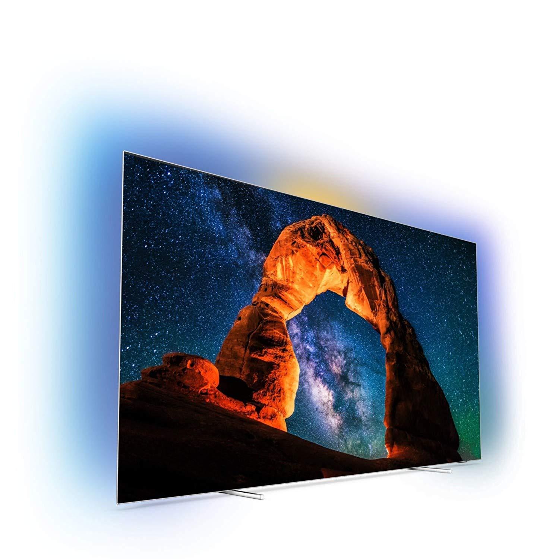 """Philips 55"""" UHD OLED TV (Ambilight, 4k, Triple Tuner, Smart TV)"""