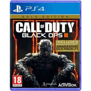 [MyMemory] Call of Duty: Black Ops III Gold Edition (PS4)