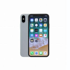 Apple iPhone X (64GB, silber)