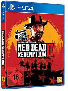 (PS4 + XBox One) Red Dead Redemption 2