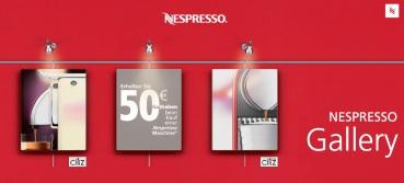 Nespresso Cashback Aktion 2010 mit 50€ Gutschrift *UPDATE* Auch für Österreich