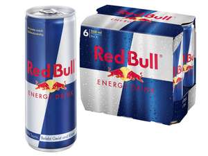Merkur | Red Bull alle Sorten incl. Organics, ab 6 Dosen Do 10.1. bis Mi 16.1.
