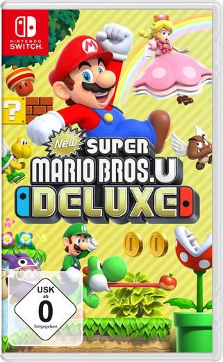 New Super Mario Bros. U Deluxe für Nintendo Switch mit Gutschein billiger (Nur Selbstabholung)
