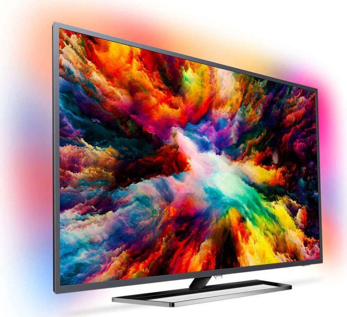 "Philips 50"" UHD HDR10 TV - Gratisversand - neuer Bestpreis"