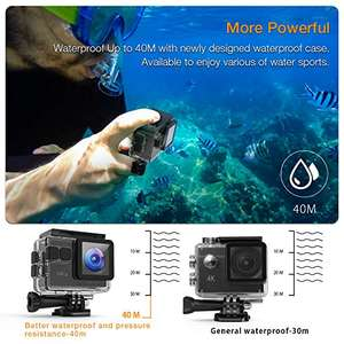 APEMAN Action Kamera WIFI sports cam 4K camera 20MP Ultra Full HD