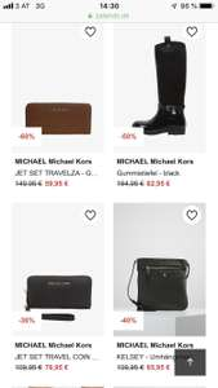 Michael Kors bis zu -50%