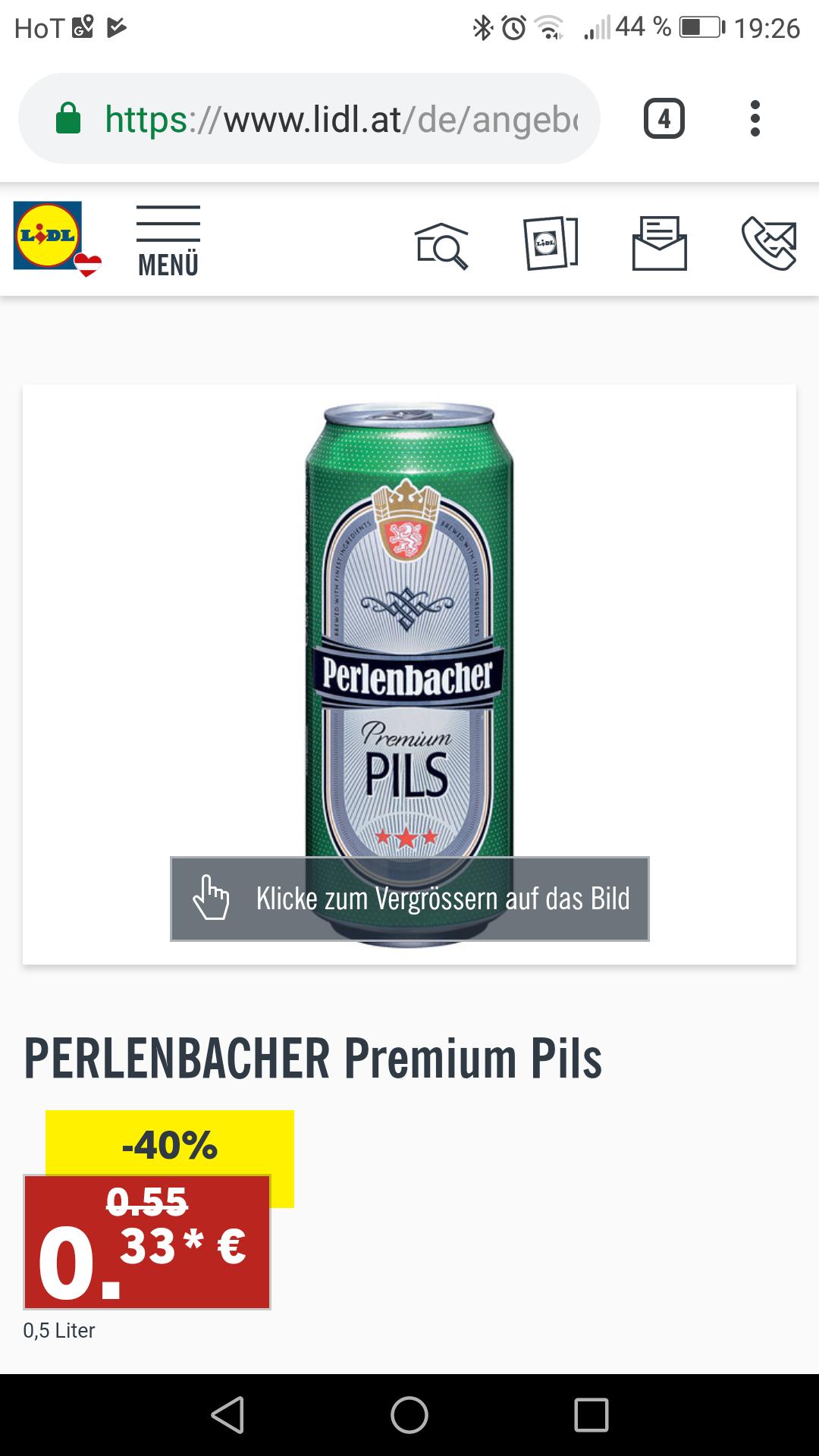 Bier für Preisjäger zum Schnäppchen Preis