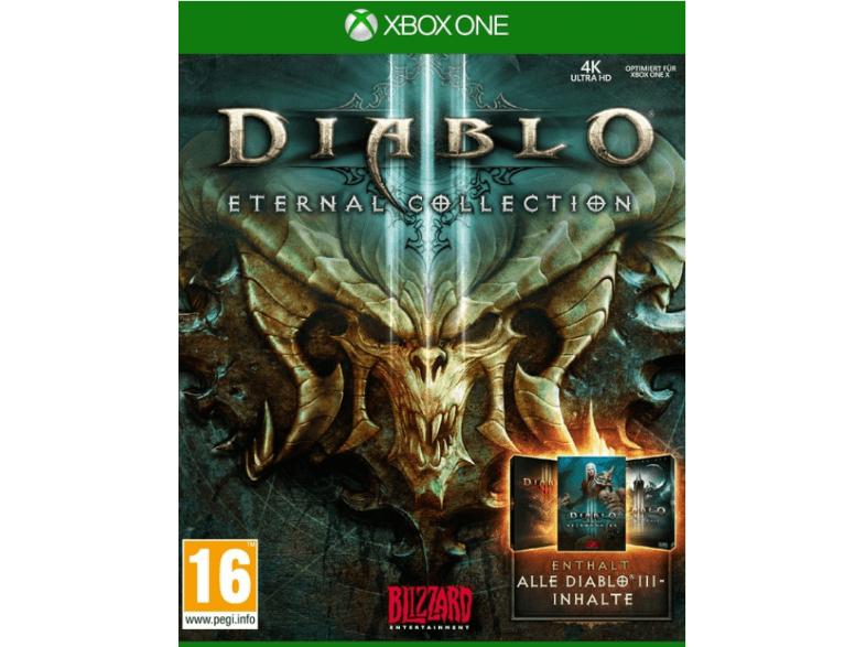Diablo III: Eternal Collection (Xbox One) für 17€