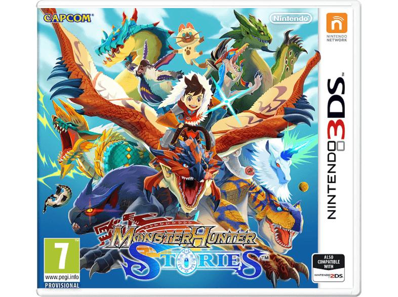 (Nintendo 3DS) Monster Hunter Stories