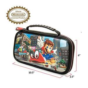 Nintendo Switch Mario Odyssey Travel Case