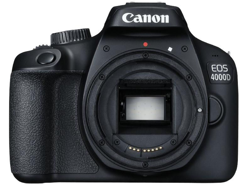 """Canon """"EOS 4000D"""" Gehäuse - neuer Bestpreis"""