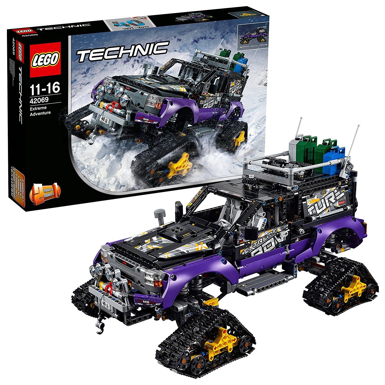 LEGO Technic - Extremgeländefahrzeug