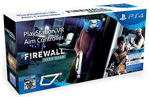 (PS4 VR) Firewall: Zero Hour inkl. VR Ziel Controller