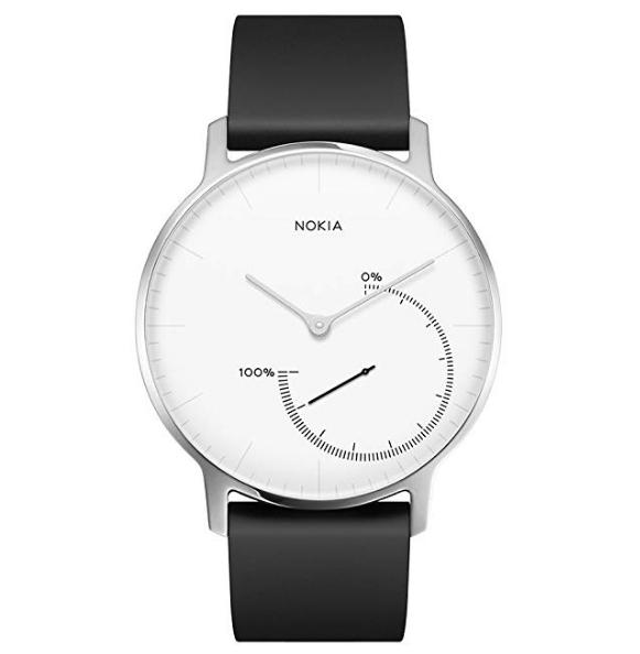 Amazon.co.uk: Nokia Steel Aktivitäts-Tracker um 71,21€