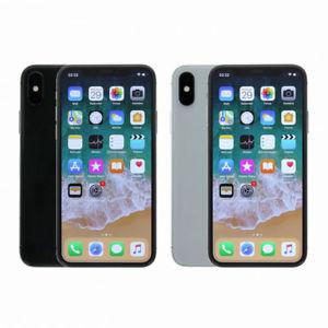 Apple iPhone X (256GB, alle Farben)