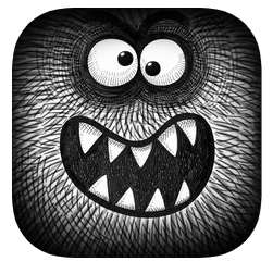 "[IOS] ""Bad Hungry Monster"" gratis (statt 3,49€)"