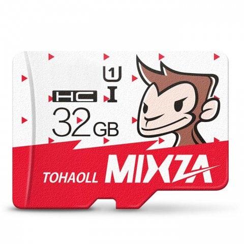 """(China Preisfehler) Mixza """"Tohaoll"""" microSDXC (32GB)"""