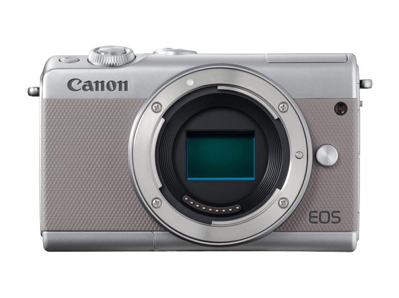 [Media Markt] Canon EOS M100 Gehäuse grau