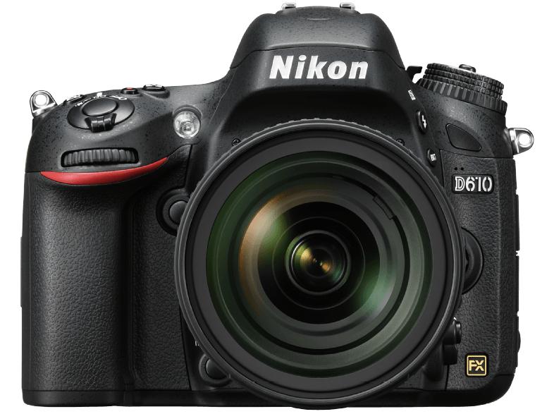 [Media Markt] Nikon D610 schwarz mit Objektiv AF-S VR 24-85mm 3.5-4.5G ED