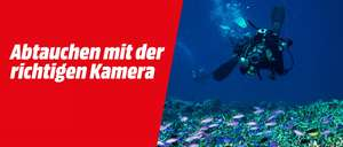 [Media Markt] Canon Akkus, Unterwassergehäuse, Gegenlichtblende & ein Fujifilm 50-230mm Objektiv